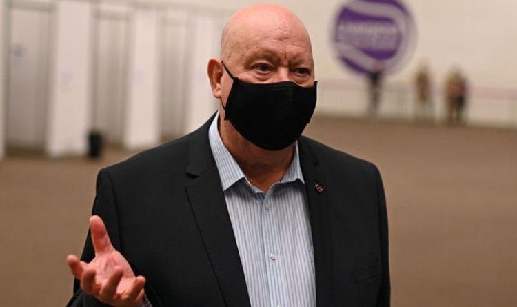 Liverpool Labor Mayor Joe Anderson 'sidelined' following arrest UK |  News
