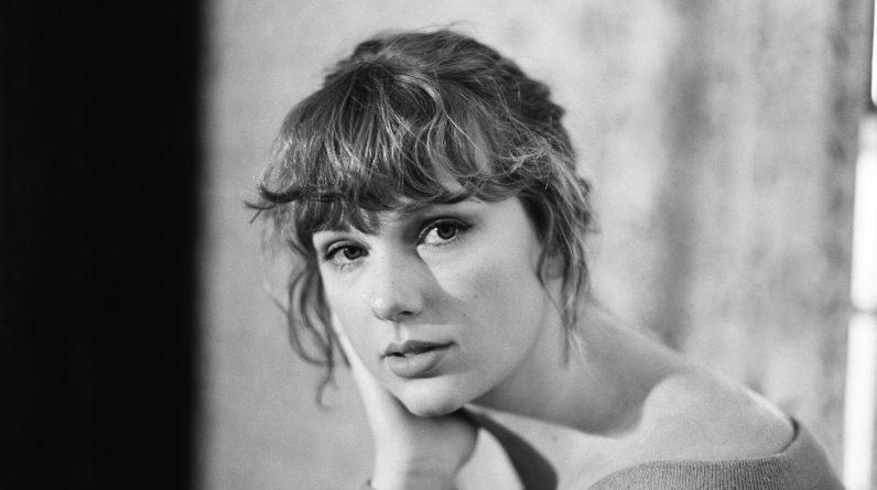 Stream Taylor Swift's new album, 'Evermore': NPR