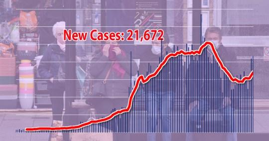 New Govt Cases