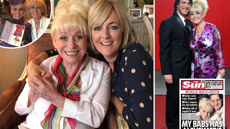 British actress Barbara Windsor dies at 83, reports media