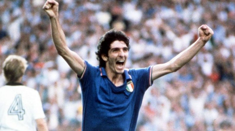 Italy legend Paulo Rossi dies at 64 after paying tribute to World Cup winner