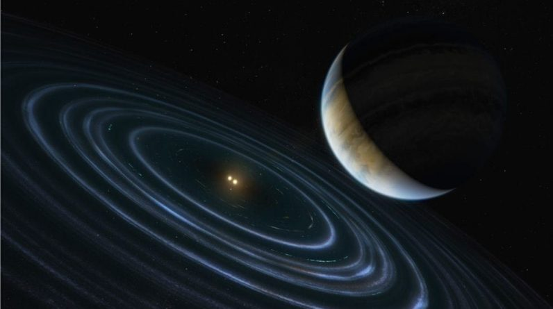 Planet Nine: The Hubble Space Telescope searches for clues to the mysterious planet