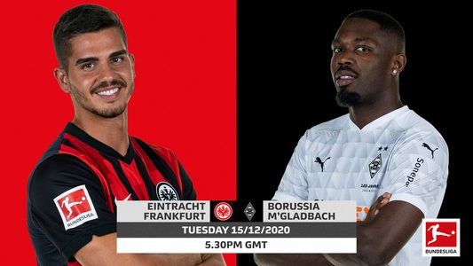 Eintracht Frankfurt vs Borussia Manchengladbok: Possible Ranks, Match Stats and Live Blog!