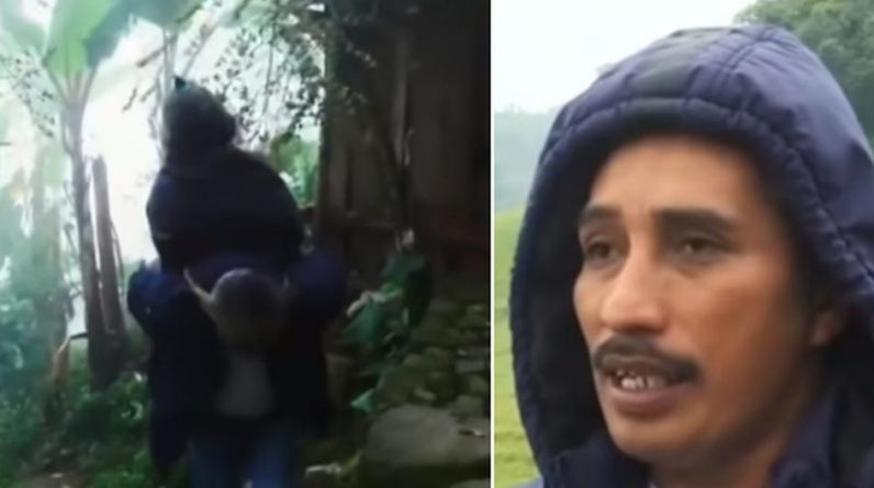 Viral Video    Man to take Govit-19 patients to hospital    Roberto Castro    Stories
