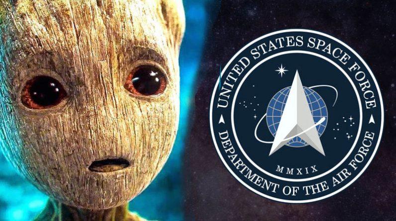Image 1 : Space Force : après Star Trek, l'agence américaine copie Marvel