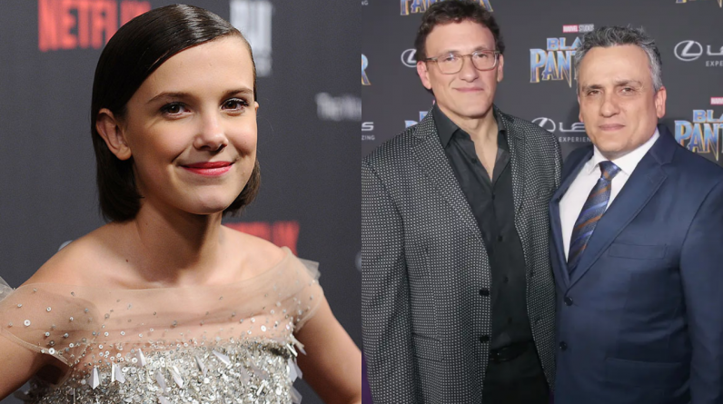 Electric State: Russo Brothers in a science fiction movie by Millie Bobby Brown