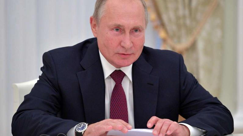 Vladimir Putin signs bill to give former Russian presidents a lifetime immunity to crime: Vladimir Putin signed the bill above the law