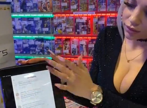 The Slovenian store staged a real comedy of chaos with the draw for the PlayStation 5
