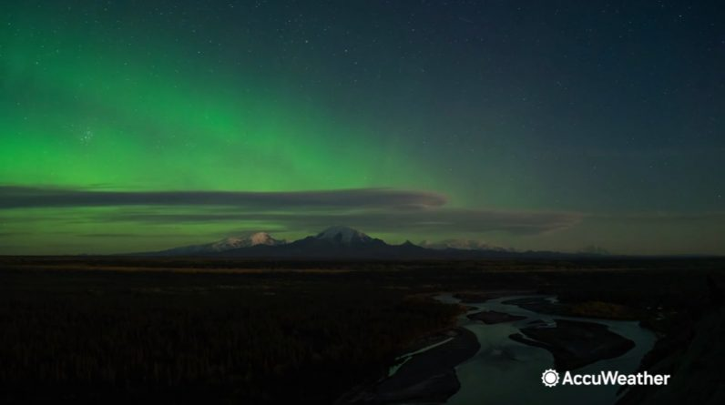 Acuweather: Northern lights may light up in some parts of the United States this week