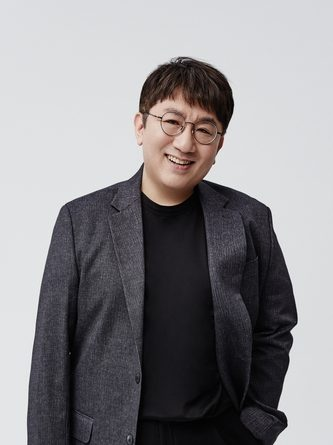 Bang Si-hyuk, PDG de Big Hit Entertainment. (Photo fournie par Big Hit. Revente et archivage interdits)