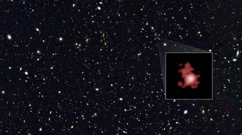 Astronomers announce the discovery of the most distant galaxy in the visible universe