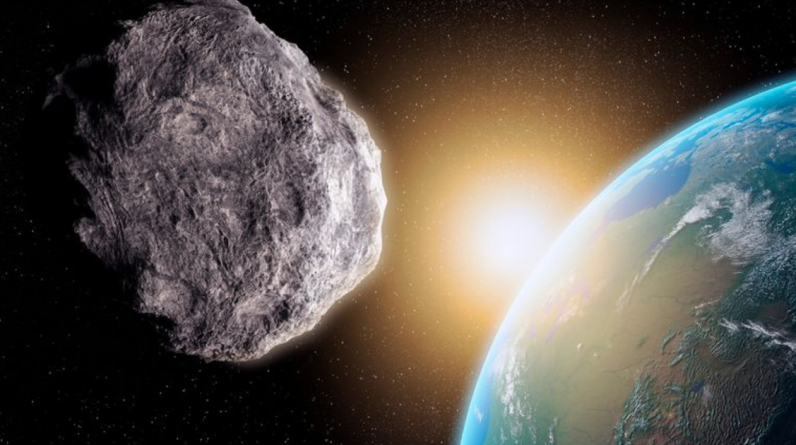 Big Penn's twice-giant giant space rock to cross Earth tonight