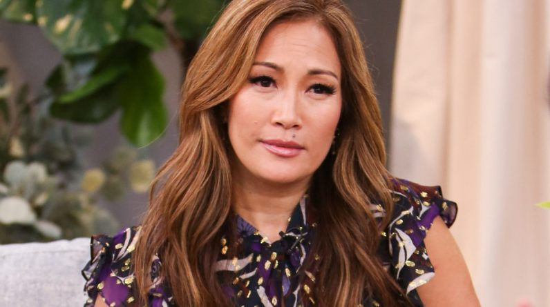 Carrie Ann Inaba tests positive for corona virus