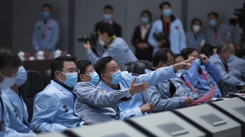 China prepares to return to lunar exploration