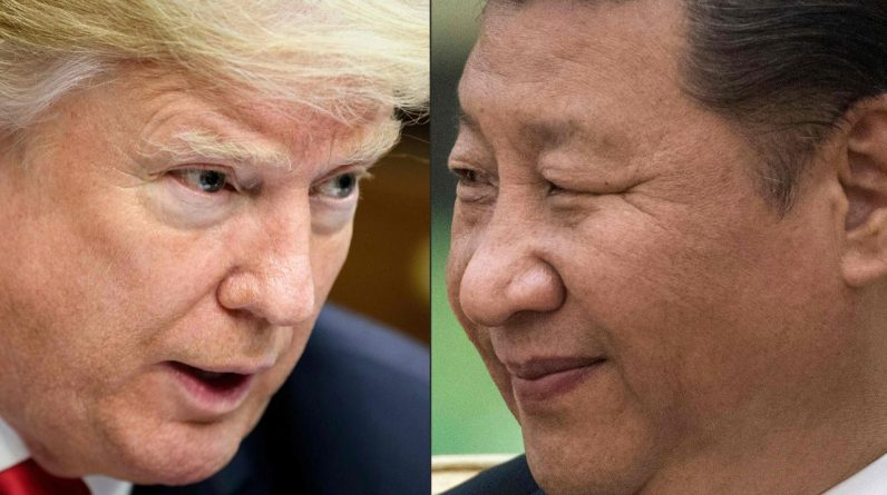 Donald Trump's final stance against China will help the trade war
