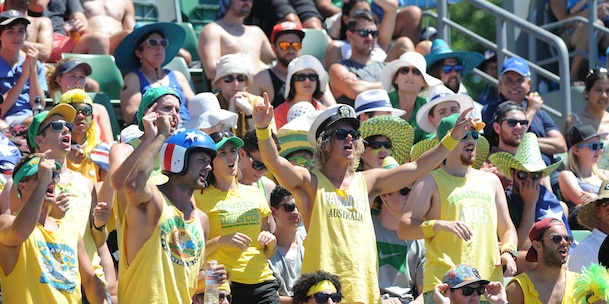 Editorial Blog '> 50% of fans in Australia are on track, happy, finally ...