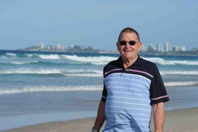 Former Australia coach Don Talbot has died