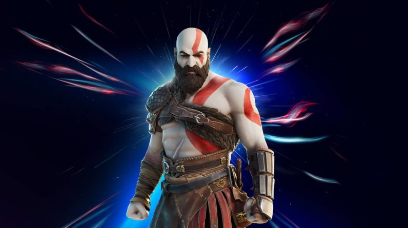 Fortnight fans are forcing Kratos to dance on Season 5