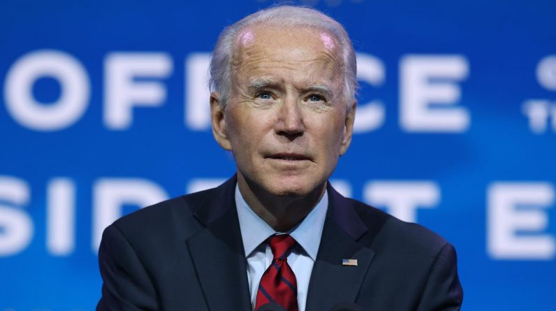 "Giant Cypriot: Biden slaps his fist on the table against Trump's ""inaction"""