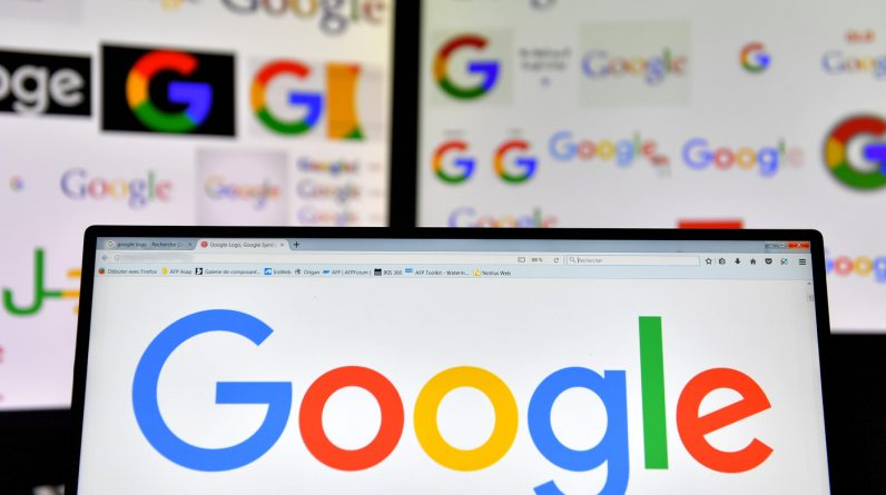 Google includes stories in its search results