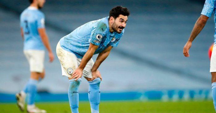 Ilkay Gundogan Manchester City