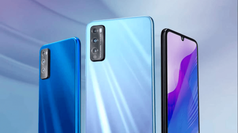Huawei Introduces Enjoy 20 SE Smartphone with Triple Camera and Massive Battery