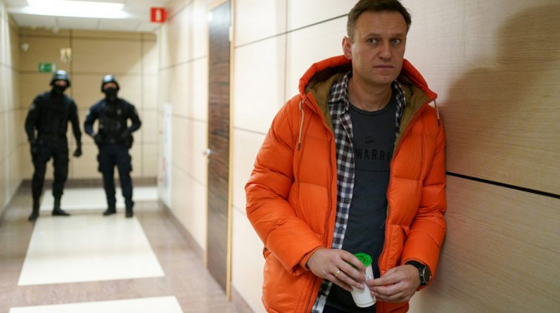 Index - Abroad - Another criminal case has been filed against Alexei Navalny in Russia