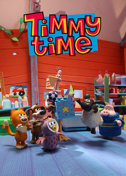 Timmy Time Sur Netflix USA