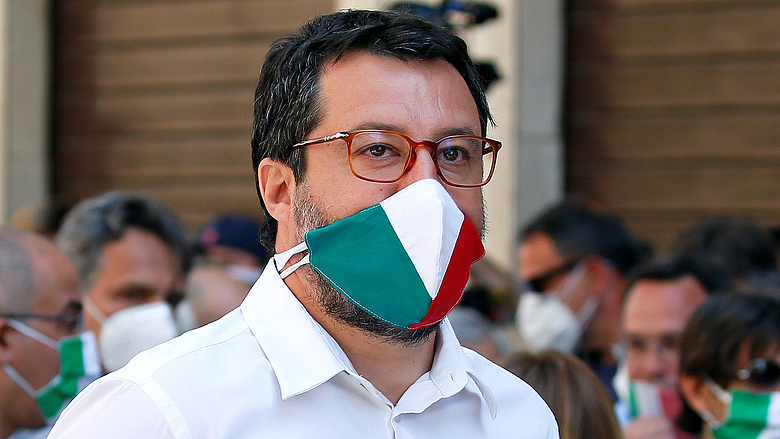 Italy: Salvini migration laws repealed