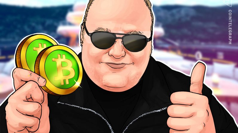 Kim Dotcom supports Bitcoin money and hopes its price will reach $ 3,000 in 2021