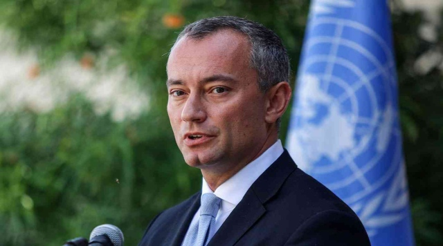 Libya - One World - Miladenov apologizes to Arabs for not accepting UN ambassador post