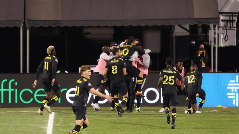 MLS Cup Score: Columbus Crew MLS Champions, Seattle Saunders Beaten by a Gelarian Brace