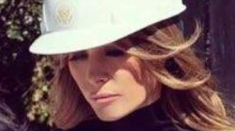 Melania Trump backtracks on the White House tennis pavilion