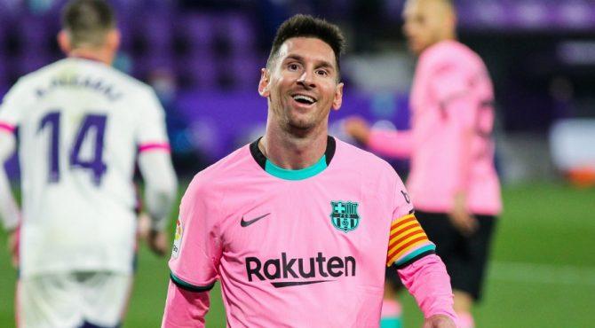 Dernier record de Messi ! Il offre des cadeaux de fin d