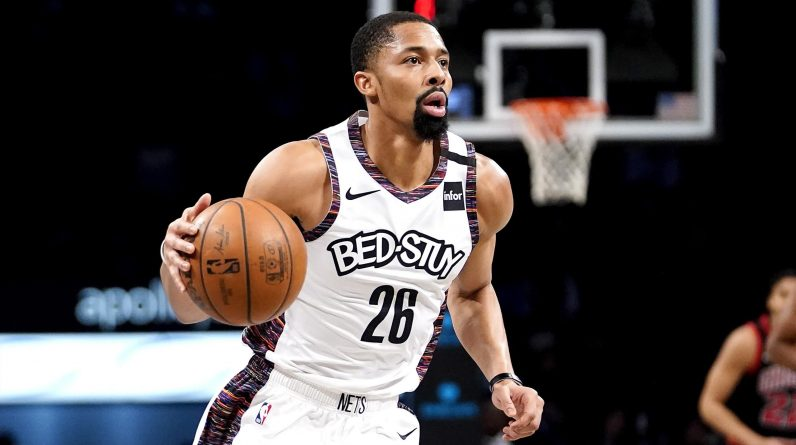 NBA - Tough blow to Brooklyn nets?  Spencer Tinvit is expected to be out all season