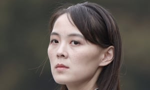 Kim Yo-jong is the sister of North Korean leader Kim Jong-un.