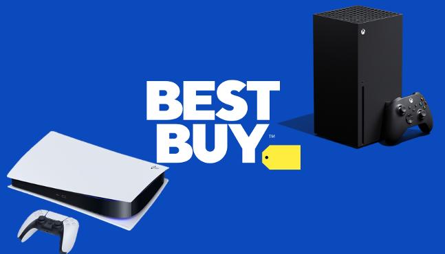 Best Buy PS5