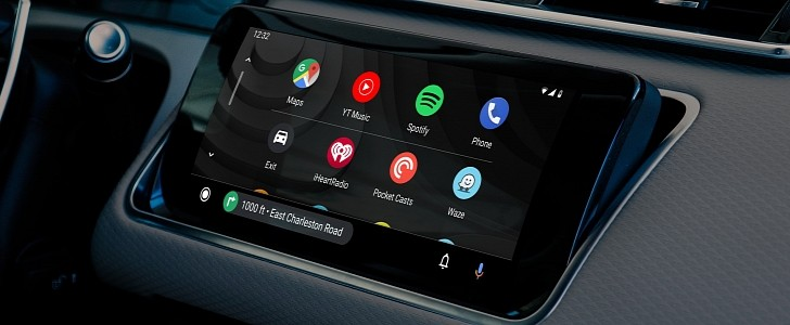 Please disable the error because all users are out of ideas when viewing Google Android Auto