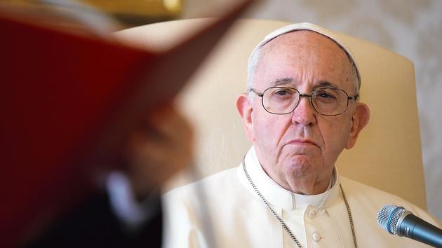 Pope shut down financial corruption in London