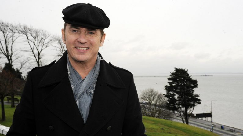 Shane Richie I am a famous star in Southhand