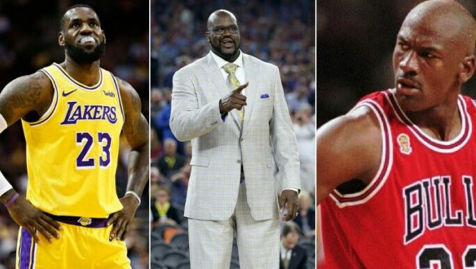 Shock reveals how LeBron can overtake Jordan in the race for GOAT