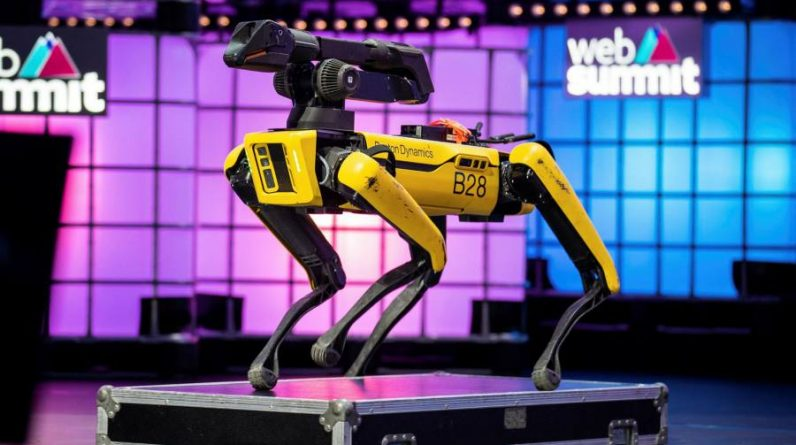 Softbank sells robot maker Boston Dynamics on $ 1.1 billion deal with Hyundai
