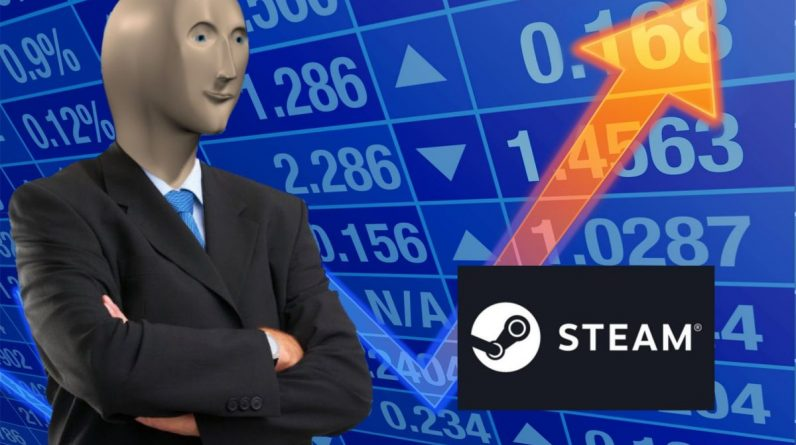 Steam will hit the new simultaneous user at 24.7M