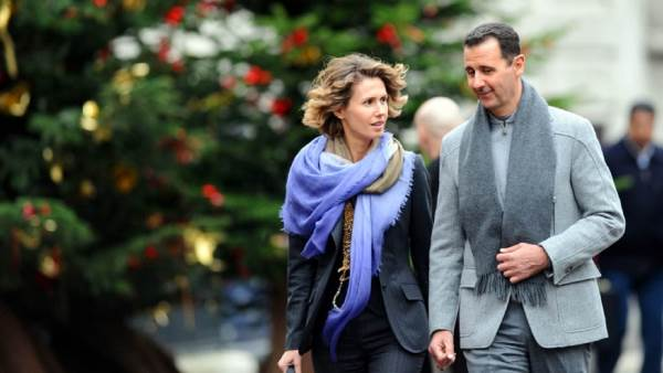 Syrian figures call on Britain to impose sanctions on Assad and his wife