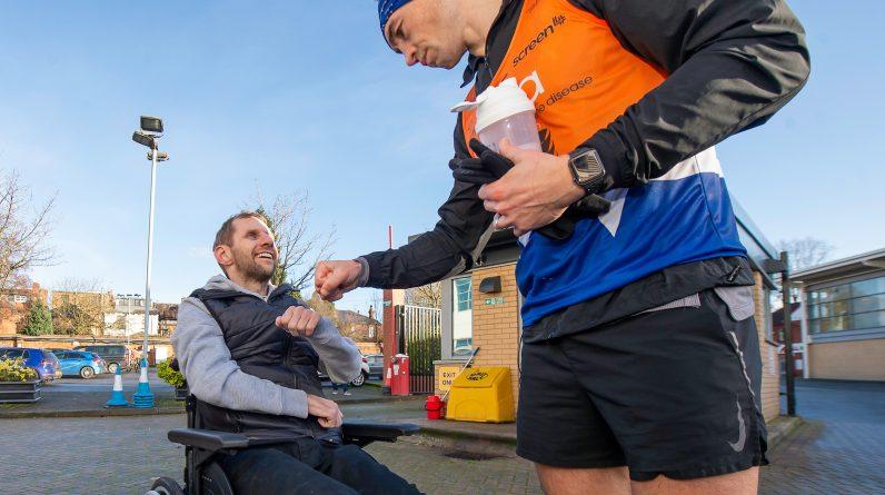 The Kevin Sinfield Marathon smashes the 1 million mark
