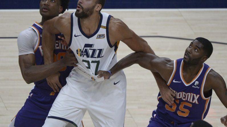 The big third quarter beat the Jazz Suns 111-92