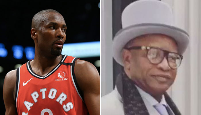 Serge Ibaka NBA père secret