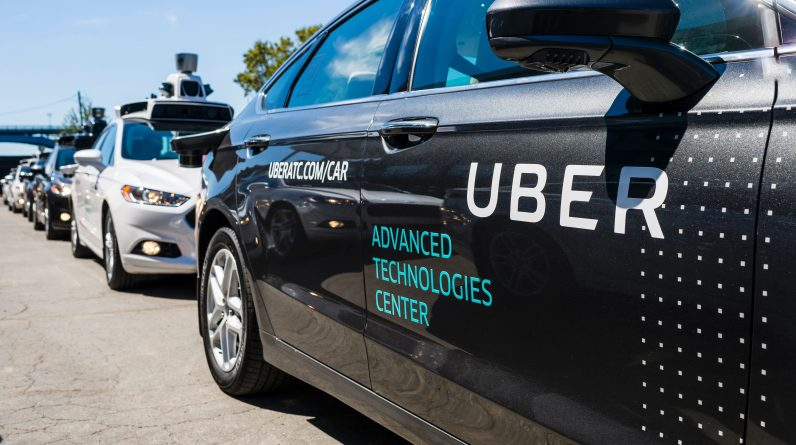 Uber sells ABG self-driving division to Aurora