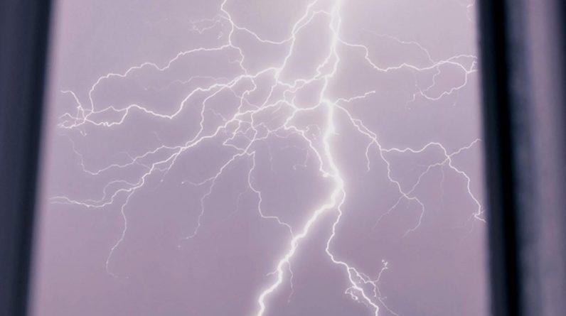 Watch: Thundersnow strikes Edinburgh for second night in a row