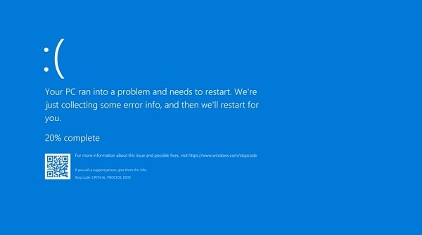 Ways to fix the problem caused by the Windows 10 update